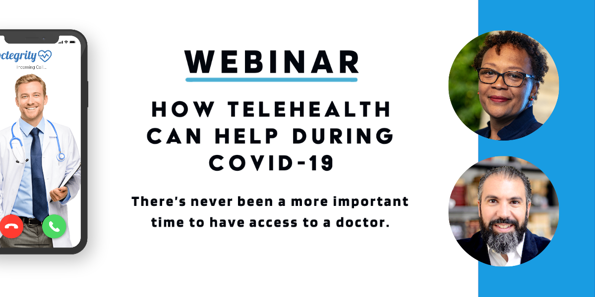 How Telehealth Can Help During COVID-19